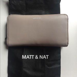 Matt and Nat wallet!